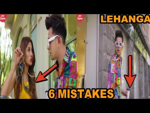 6 MISTAKES IN LEHANGA JASS MANAK SONG