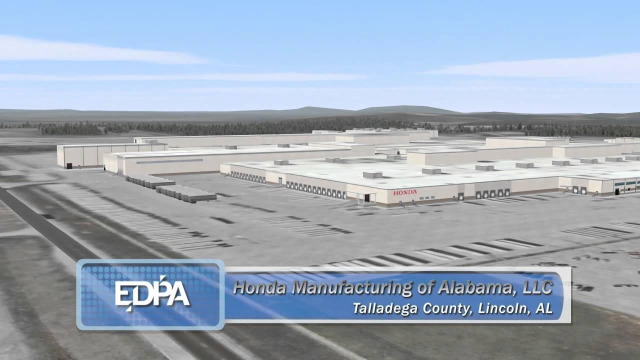 Honda Manufacturing Of Alabama, LLC   YouTube