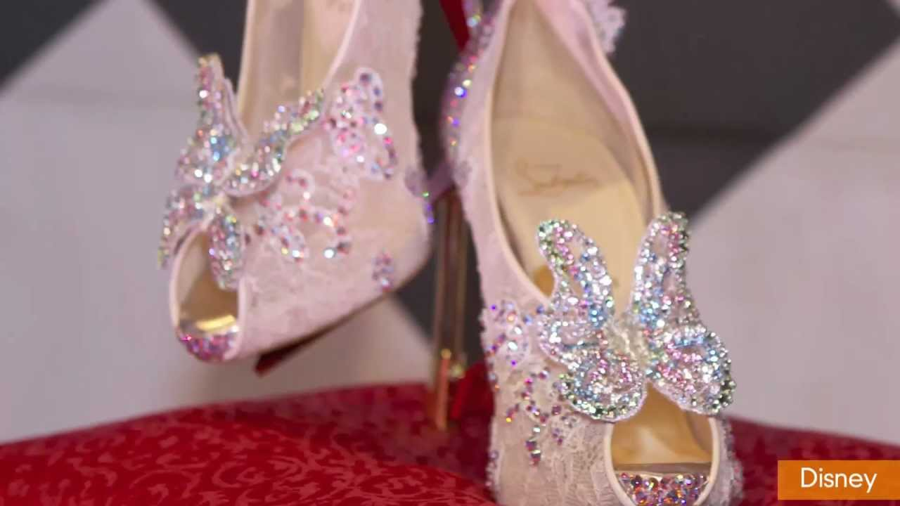 louboutin shoes cinderella price