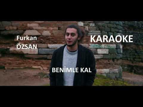 Furkan Özsan - Benimle Kal (Karaoke - Beat)