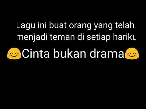 Cinta bukan drama (DA)