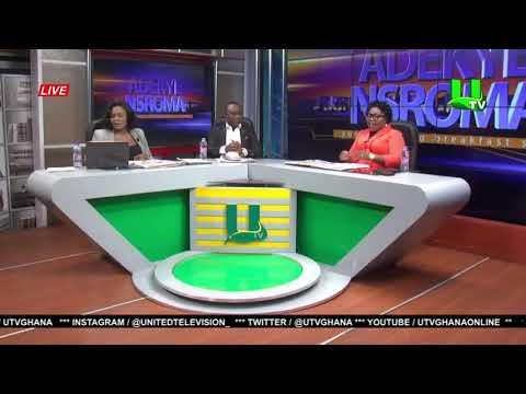 Newspaper Review On Adekye Nsroma  23/08/21