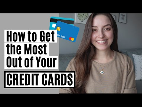 How to Get The Most Out of Your Credit Card Rewards | CREDIT CARD HACKING