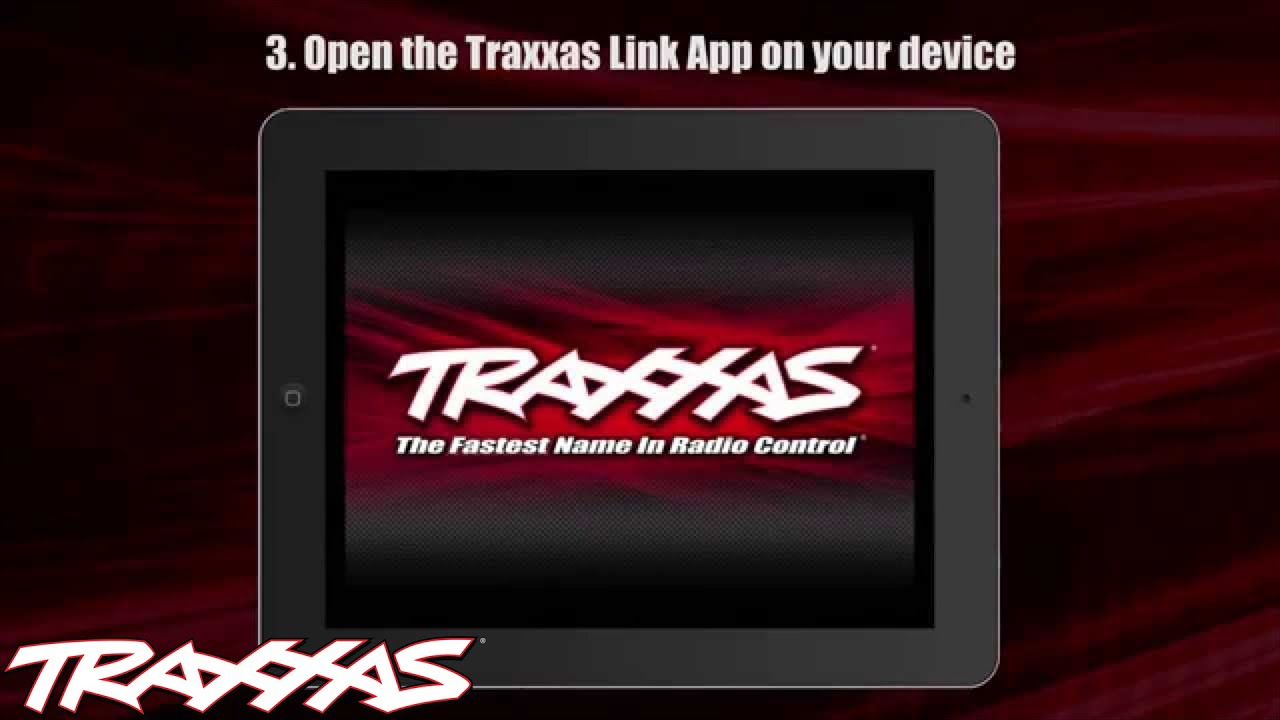 pairing your tqi transmitter to the traxxas link app with the rh youtube com traxxas tqi top qualifier 2.4ghz radio manual Traxxas TQ 2.4 Manual
