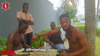 Brodashaggi claims to be an Igbo boy