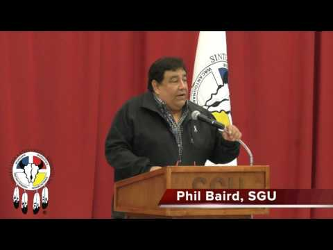 SGU Founders Forums - Tuesday, January 31-Conservation of Tribal Homeland, Land & Natural Resources