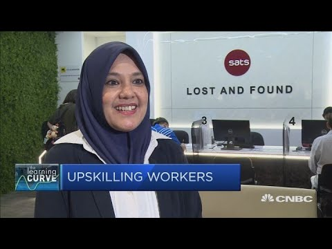How Singapore is upskilling workers | Capital Connection
