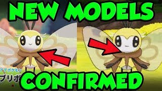 New Pokemon Models CONFIRMED For Pokemon Sword and Shield!