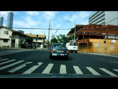 Easy Honolulu WalMart Parking ホノルル ウォルマート 簡単 駐車