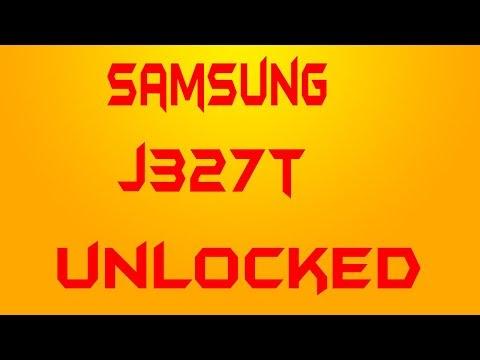 Samsung SM-J327T SM-J327T1 Rev1 Rev2 Network Lock Unlock File by Mr