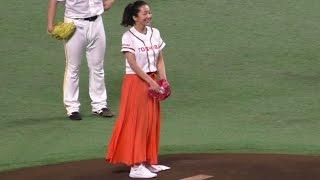 2015/06/09 ソフトバンクホークスvs阪神タイガース 3塁側S指定 より.