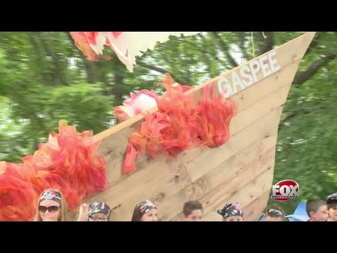 RI celebrates 51st Gaspee Days Parade