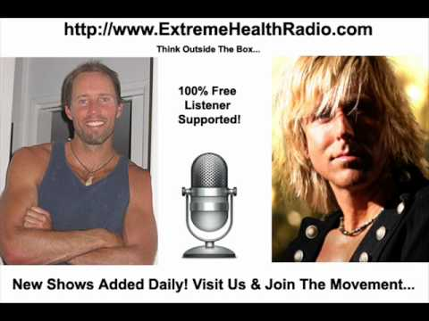 Markus Rothkranz On Raw Food, Cleansing, Detoxification, Natural Healing & More