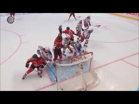 Ottawa Senators 2017 Playoff Run