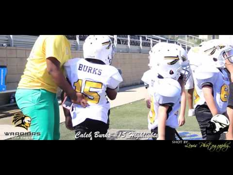 Caleb Burks Highlights Oak Grove Warriors #15