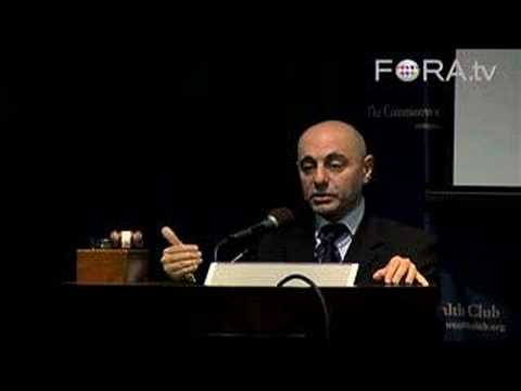 Syrian Amb. Imad Moustapha on Israel's September Airstrikes