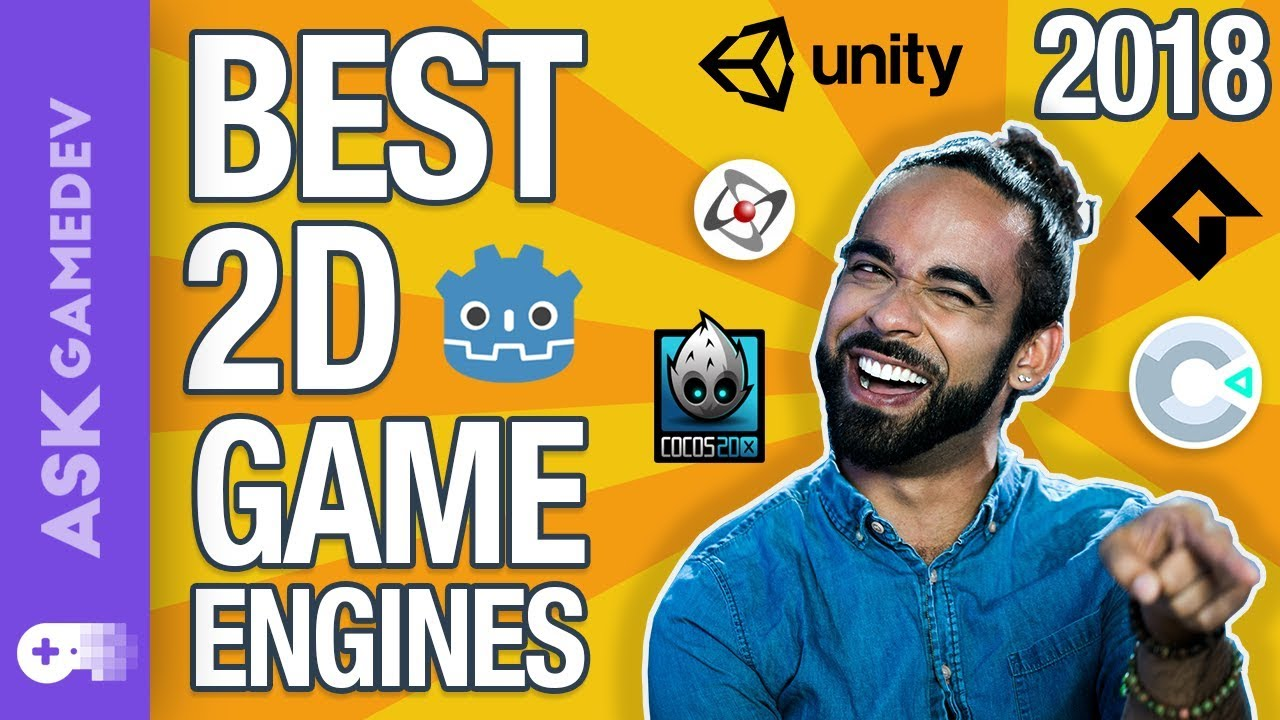 Best 2D Game Engines: The Complete List (2020) - Thomas ...