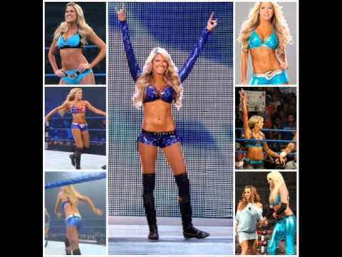 Wwe diva kelly kelly new video juicy j bands a make her dance ft lil wayne 2 chainz remix - 3 4