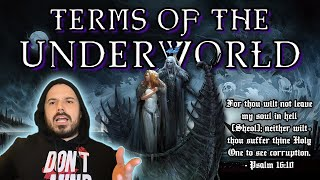 Terms of the UNDERWORLD
