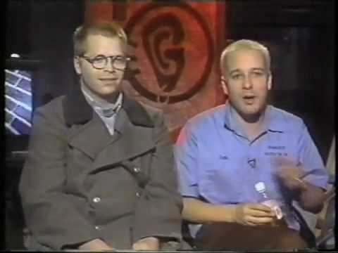 Weezer Nov 1994  Pat Wilson & Matt Sharp MuchMusic Interview