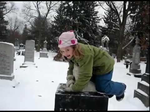 graveyard visit  tribute to Bill Farlinger