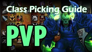 The No BS Guide to Choosing a Class for PvP - Classic WoW