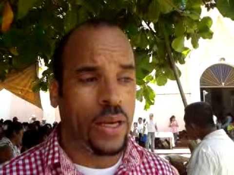 Winston Castro en Tres Zapotes