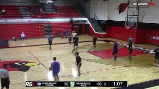 Basketball HCISD Summer League Brownsville Porter vs Brownsville Pace | 06-15-21