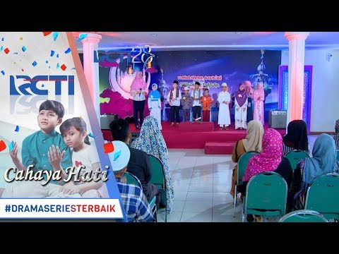 CAHAYA HATI - Berhasilkah Yusuf Masuk Final [15 Agustus 2017]