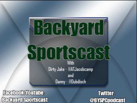 Backyard Sportscast Episode 2: Preseason drama