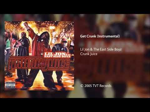 Lil Jon & The East Side Boyz - Get Crunk (Instrumental)