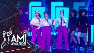 "Video B3 feat. GAC ""Suara"" Medley Song   AMI AWARDS 2018 download MP3, 3GP, MP4, WEBM, AVI, FLV Oktober 2018"