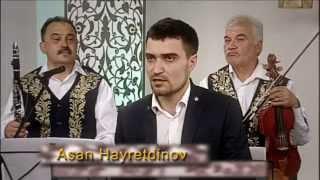 Асан Хайретдинов Yirla Sazim 04.05.14 (фольклор)