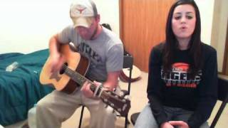 Here Without You - 3 Doors Down (acoustic cover)