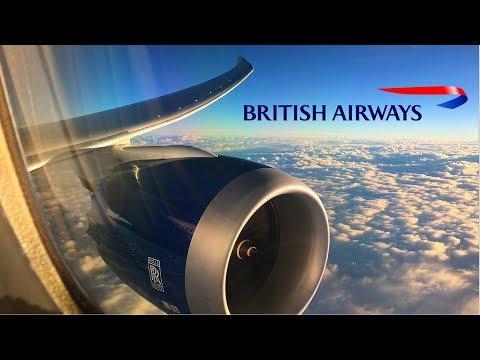 British Airways | 787-9 Dreamliner | London Heathrow ✈ Jeddah | Club World |