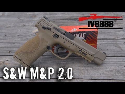 New for 2017: Smith & Wesson M&P 2.0
