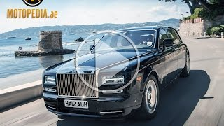 2015 Rolls Royce Phantom review -  تجربة رولز رويس فانتوم - Dubai UAE Car Review by Motopedia.ae(For the latest UAE Car Reviews checkout Motopedia.ae or our Youtube channel Motopediauae If you want to discreetly make your way around Dubai, THIS is ..., 2015-02-08T06:20:35.000Z)