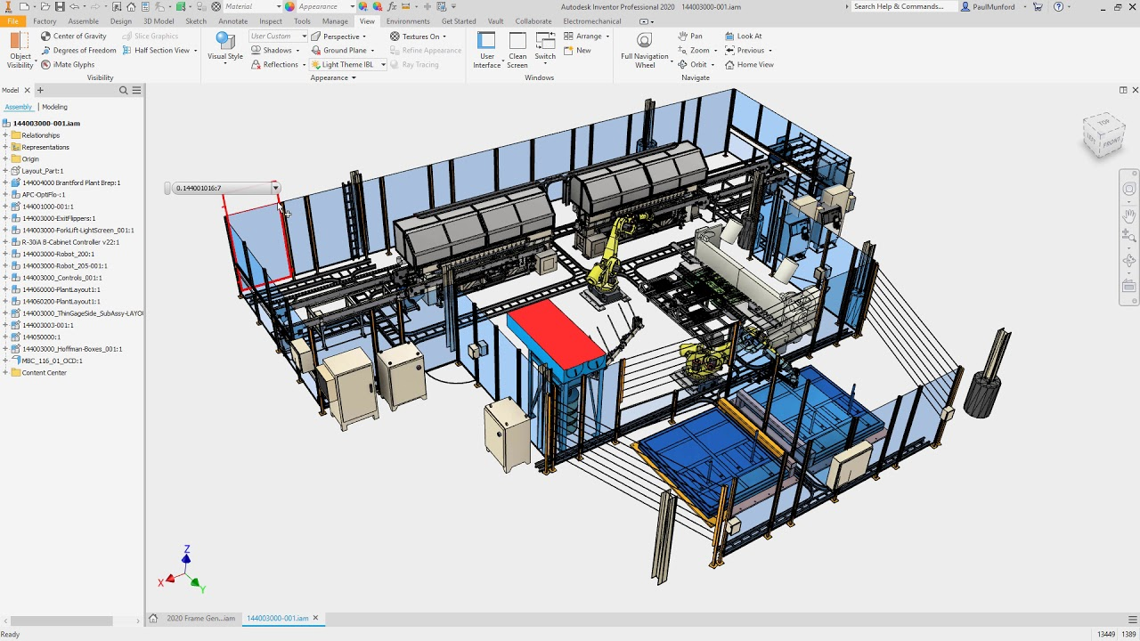 Autodesk Inventor - CADPRO Systems Ltd, New Zealand