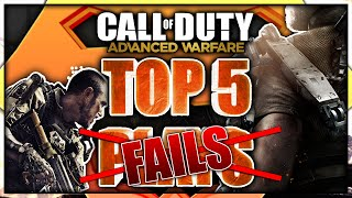 Call of Duty Top 5 FAILS of the Week #96! (Not Top 5 Advanced Warfare)