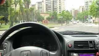 Honda Civic 1.6 VTi    Role Suave