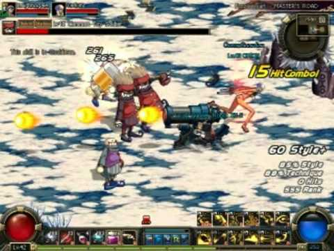 DFO Frozen Heart Masters Road Eternals SSS Rank