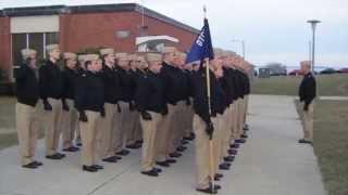 Navy Chaplain Candidate Program Manager -- Lieutenant Justin Bernard