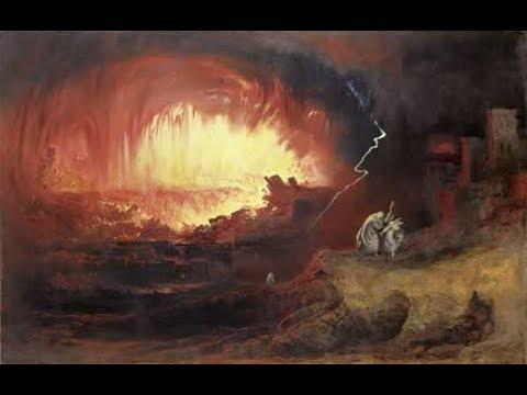 Sodome et Gomorrhe - L'histoire antique (Les deux villes détruites)
