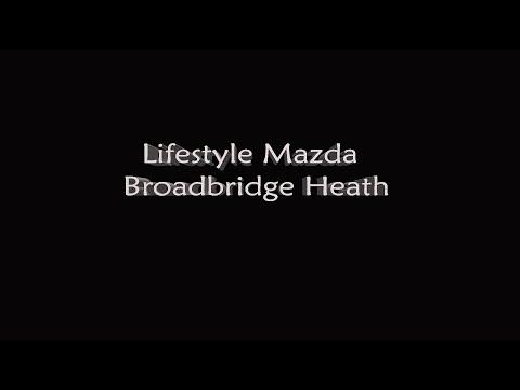 Mazda lifestyle Broadbridge heath horsham