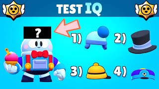 Test Your IQ! | Brawl Talk LOU and NEW UPDATE Brawl Stars Quiz!