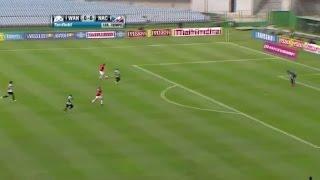 Wanderers 2:0 Nacional