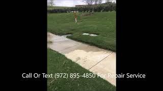 Sprinkler And Irrigation Repair Contractors In Frisco, McKinney, Allen And Collin County