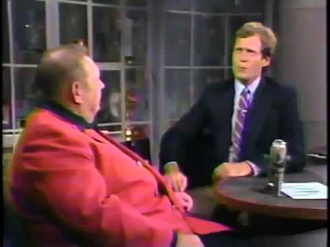 09-08-1986 Letterman Art Donovan