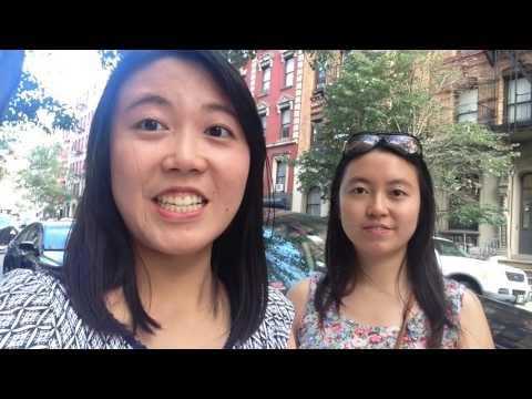 American adventure - New York, Amherst, Boston