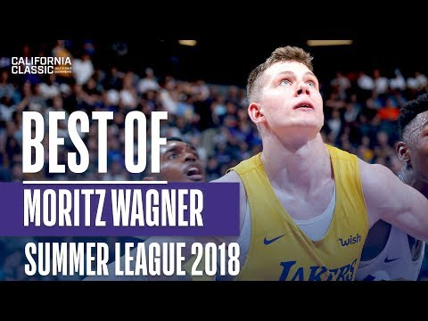 Best Of Mo Wagner From The 2018 NBA California Classic Summer League